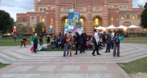 Submission: UCLA Bonfire Protest: An Experiment in Spontaneous Democratic Direct Action