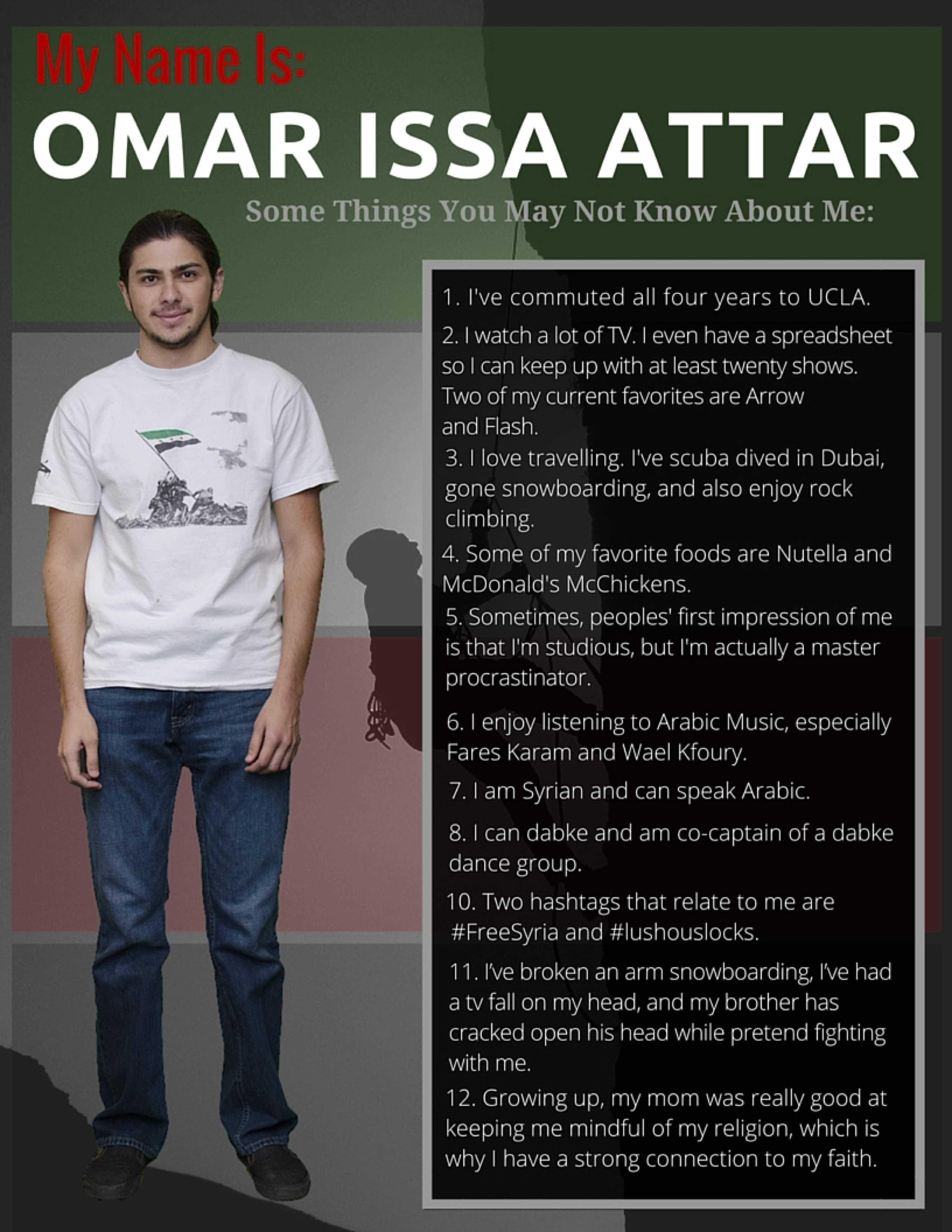 Omar Issa Attar
