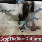 Anti-SJP and Anti-MSA Photos Found on UCLA Campus