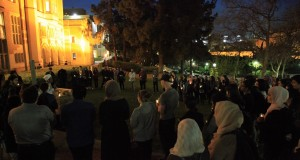 Vigil for #OurThreeBrothers